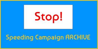 speeding campaign archive sidebar