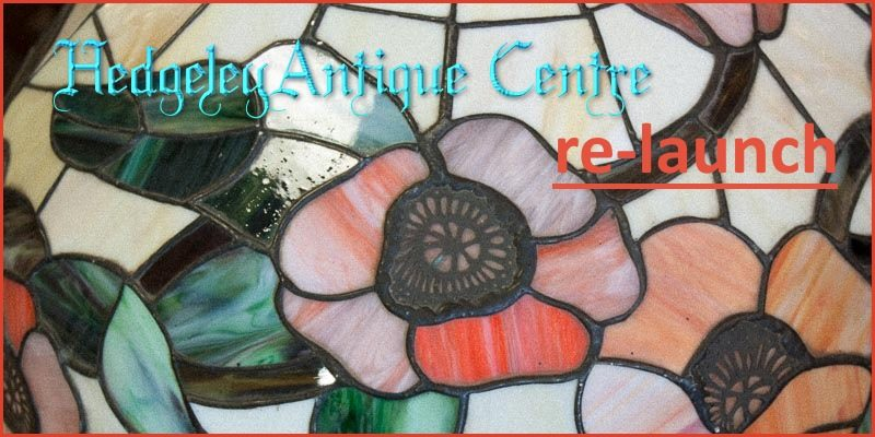 Antiques Centre Re-launch