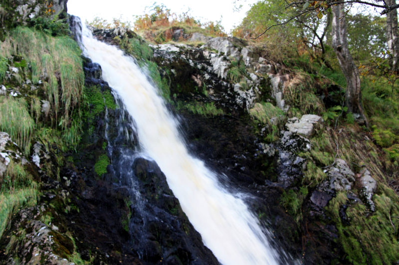 Linhope Spout in the Breamish Valley