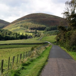 Explore the Breamish Valley of Northumberland