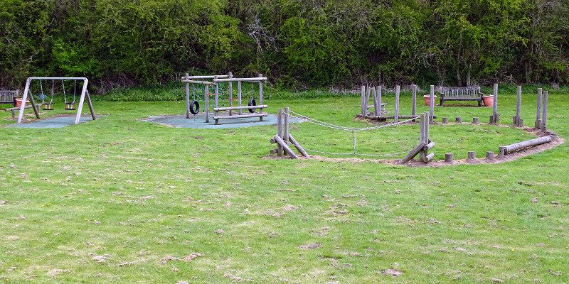 Children's play area (Powburn)