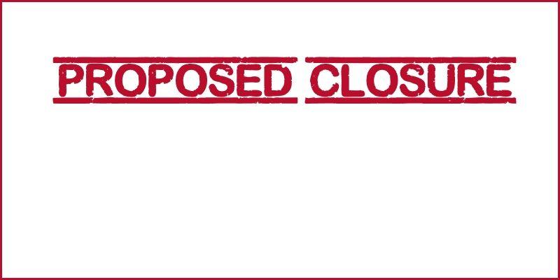 Proposed closure of Branton Schools