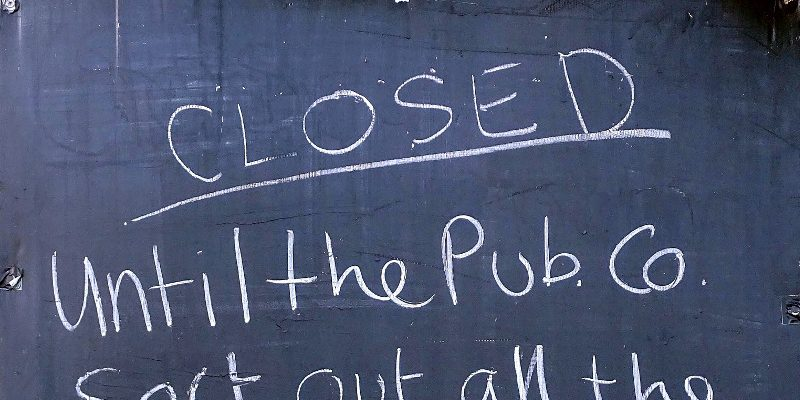 Plough Inn CLOSED 2015