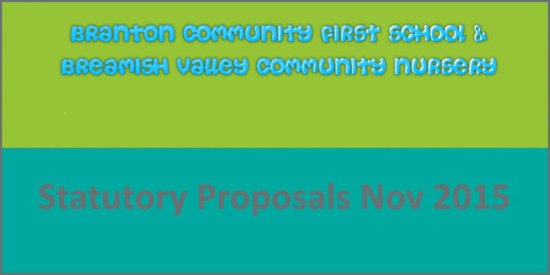 Branton School statutory proposals