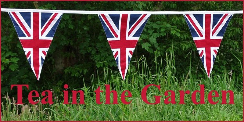 Tea in the garden 2016