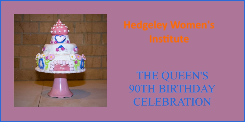 Queens 90th Birthday Celebration header