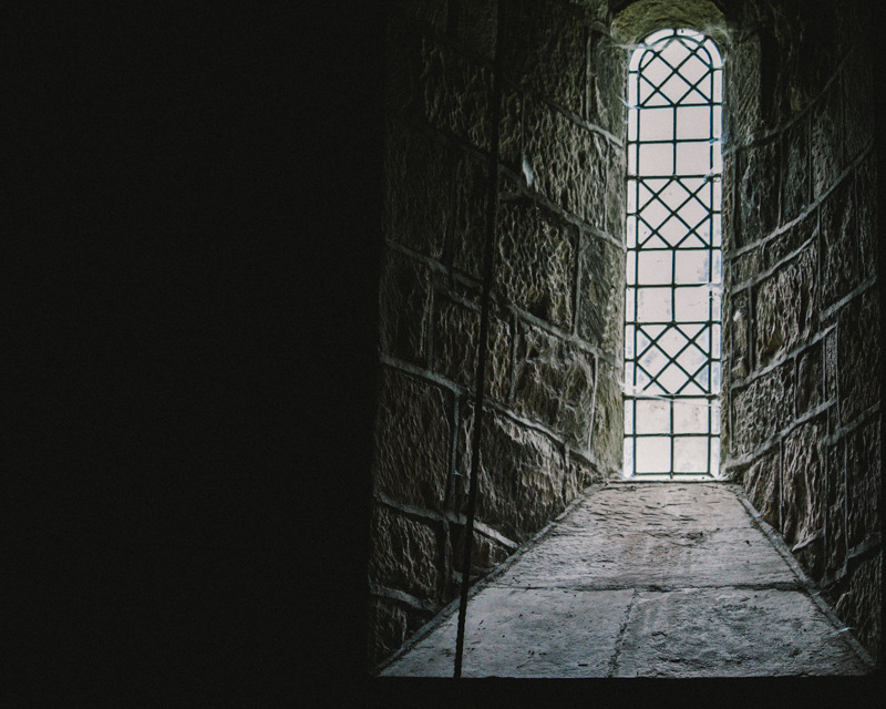 Ingram church window