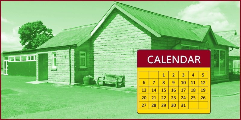 Breamish Hall Calendar now available