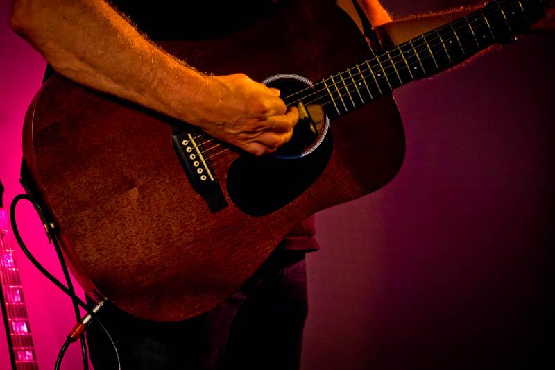 Les Dodd guitar