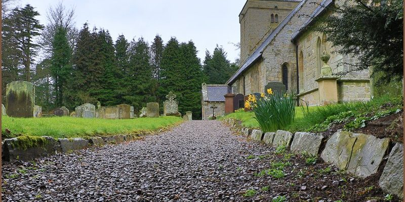 Visit St Michael and All Angels Church