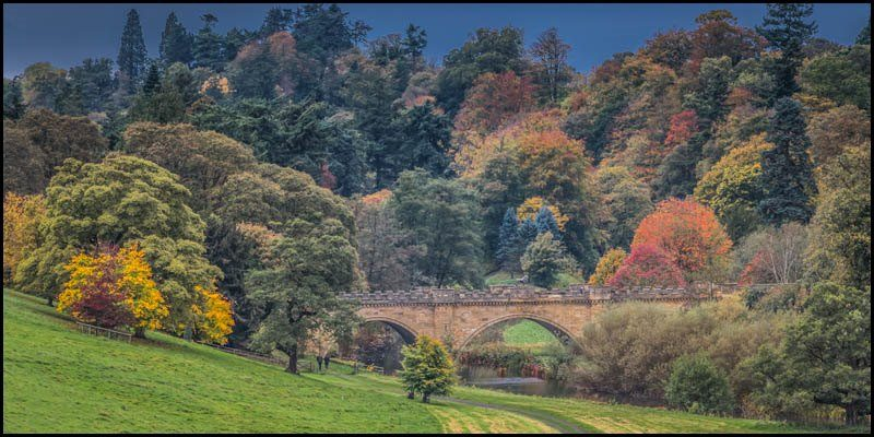 Lion Bridge Autumn