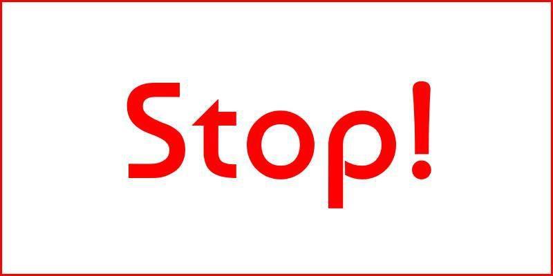 Public Meeting: Stop Speeding! 15 Mar 2013