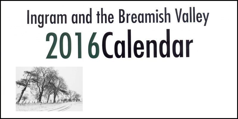2016 Calendar for sale