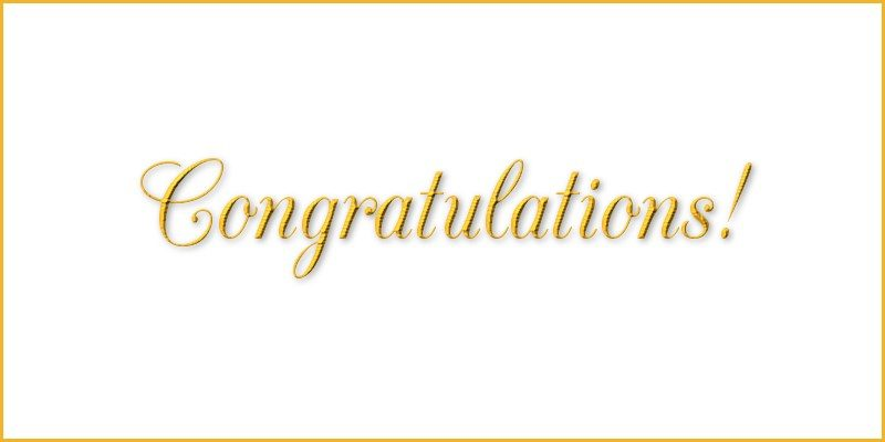 Congratulations May Wilson BEM