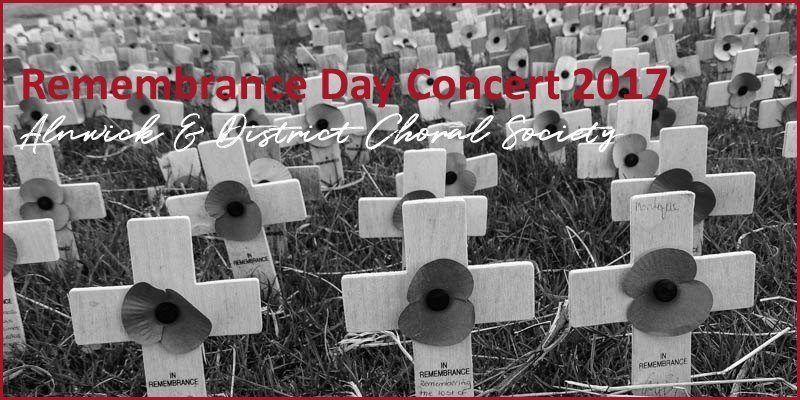 Remembrance Sunday Concert 2017