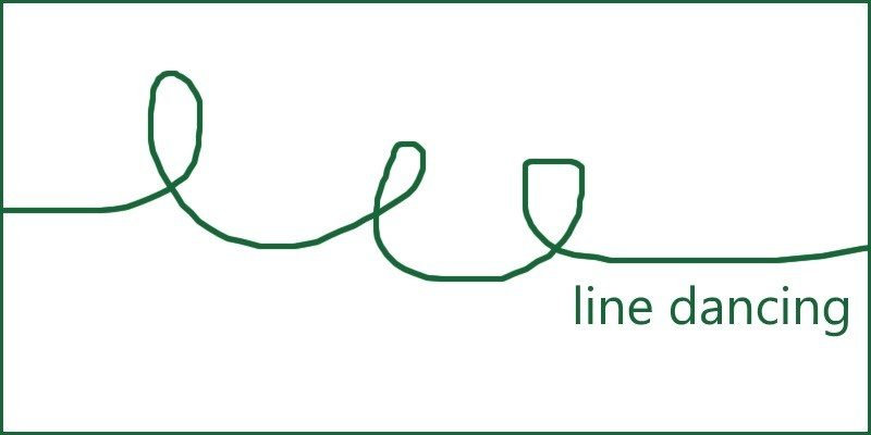 Line Dancing Social Event 2015