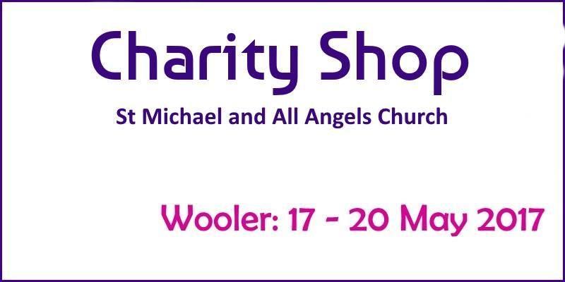 Ingram Church Charity Shop 2017