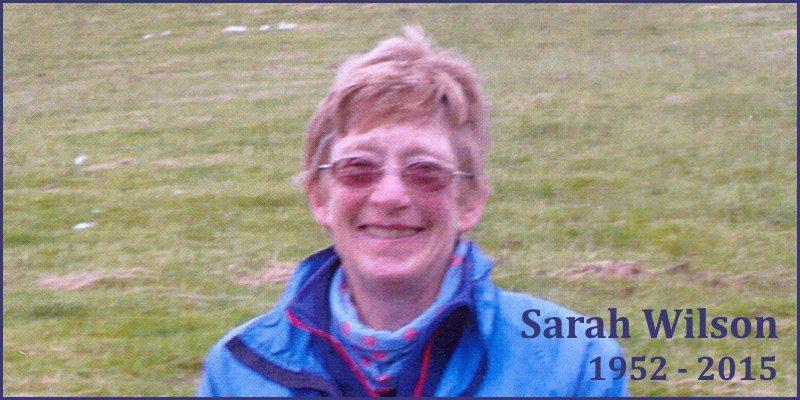 In Memoriam Sarah Wilson