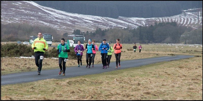 Border Trail Race 2018 (Ingram to Wooler)
