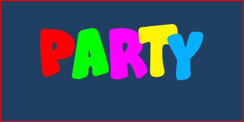 Party for May