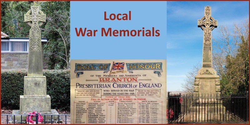 Local War Memorials