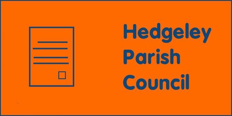 Hedgeley Parish Council Documents