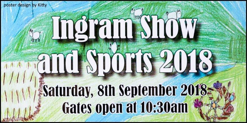 Ingram Show and Sports 2018