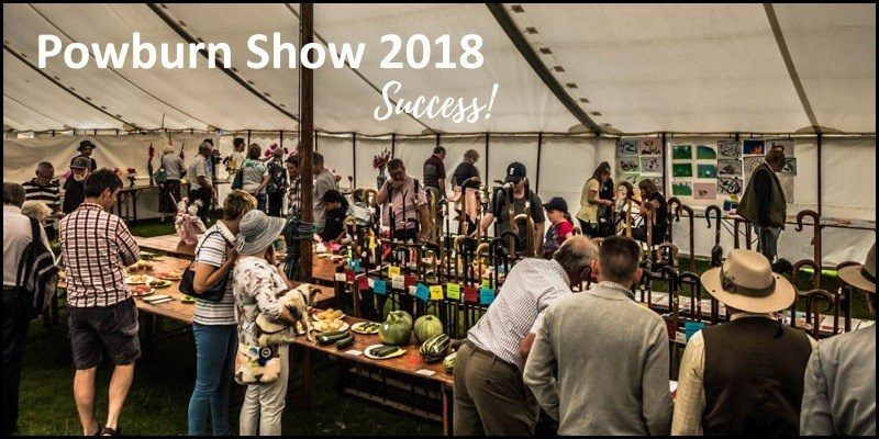 Powburn Show 2018 success