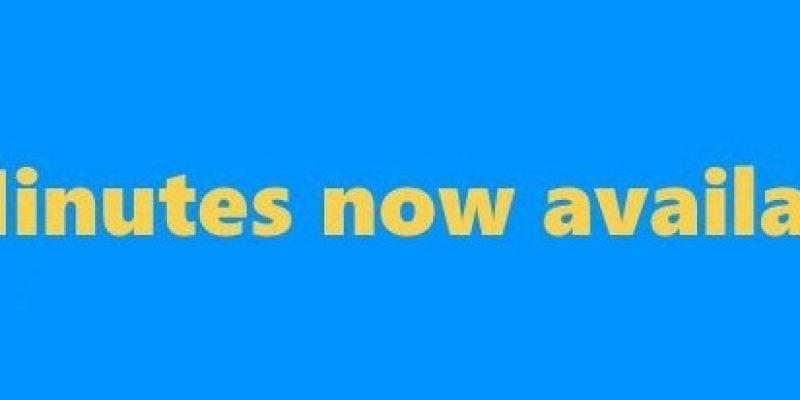 Minutes: Stop Speeding! 15 Mar 2013
