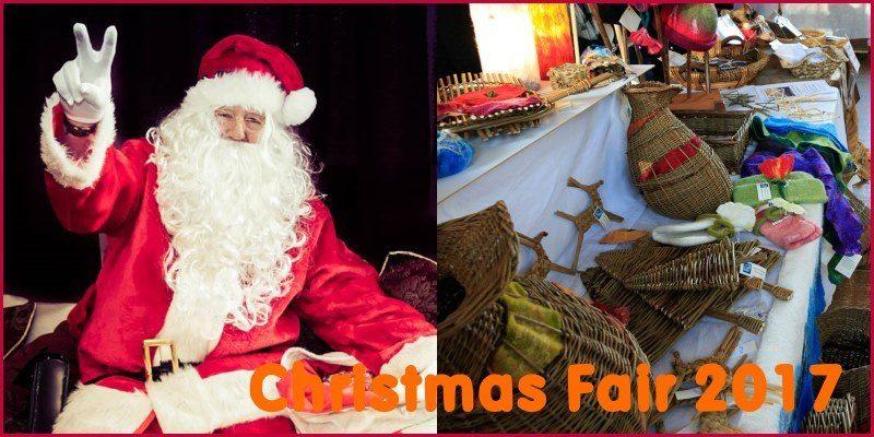 Christmas Crafts and Santa 2017 success!