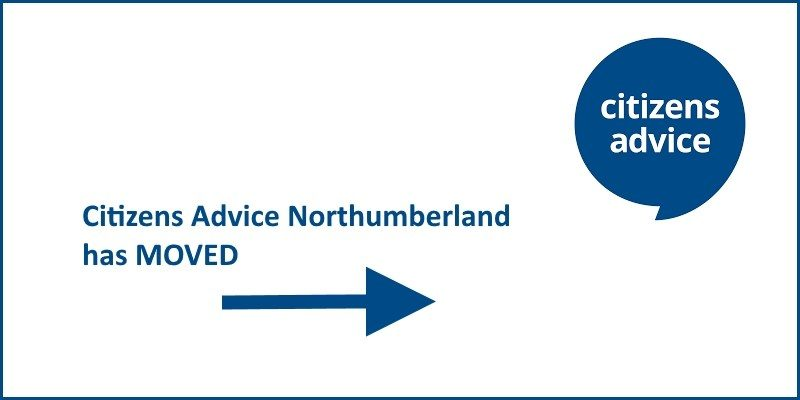 Citizens Advice Northumberland Moved