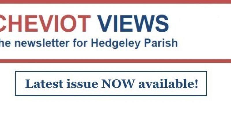 Cheviot Views online (December 2016)