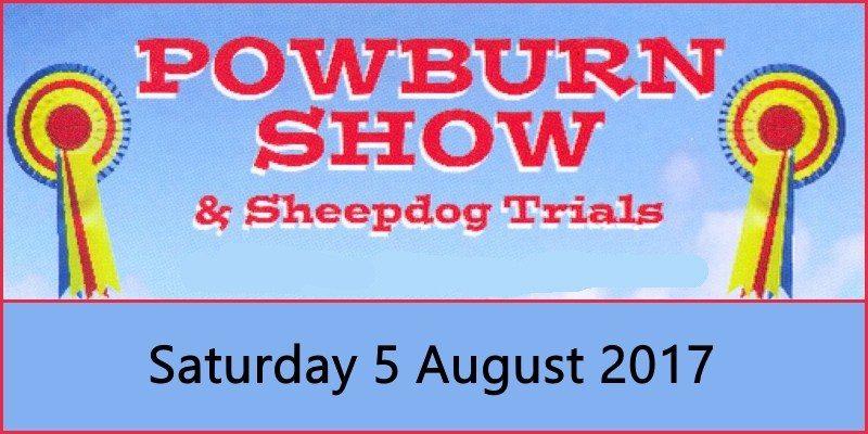 Powburn Show 2017