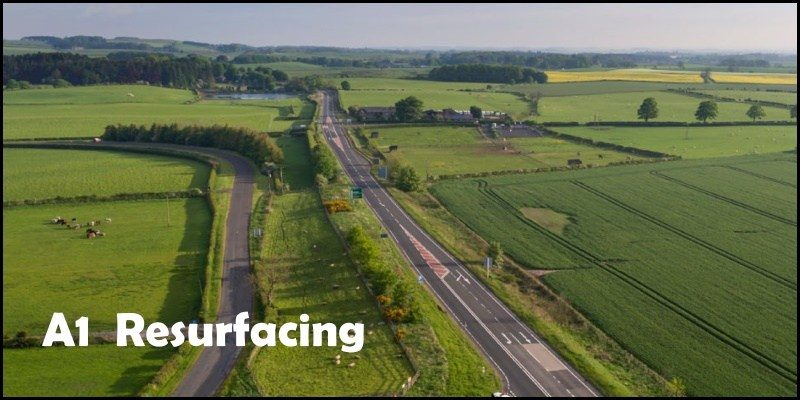 A1 Resurfacing (March 2018)