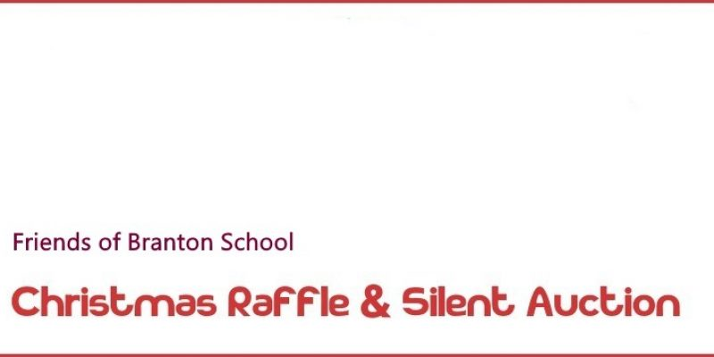 Christmas Raffle and Silent Auction