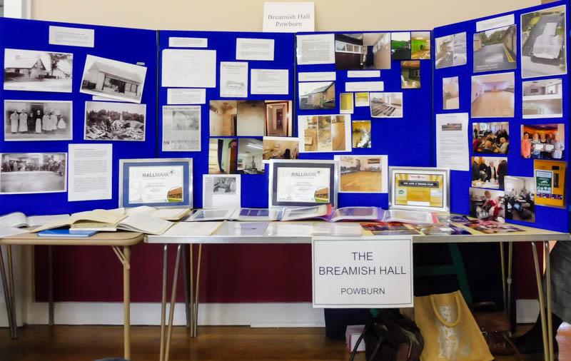 Hallmark 3 Awarded documentation display