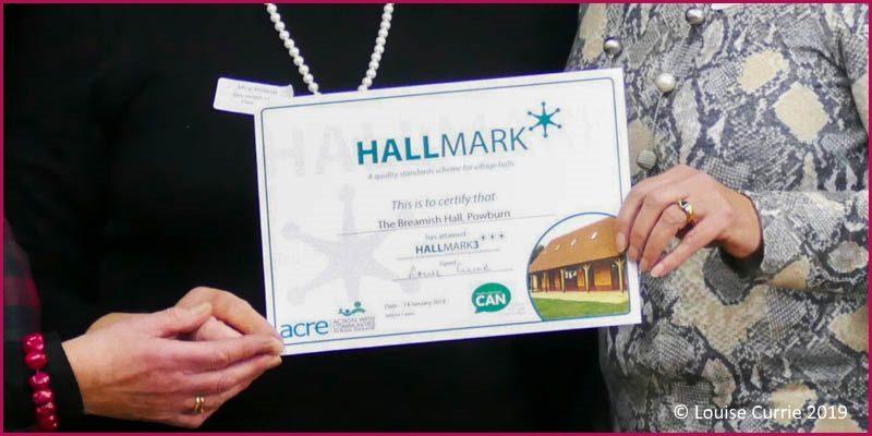 Hallmark 3 Awarded