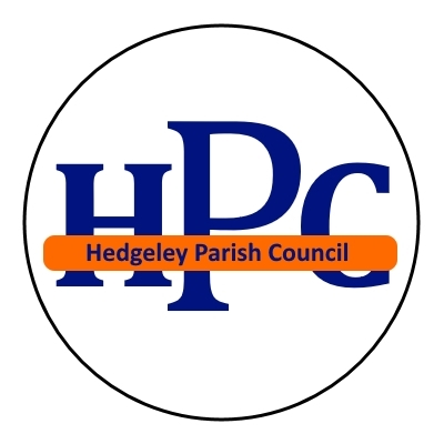 Hedgeley Parish Council button