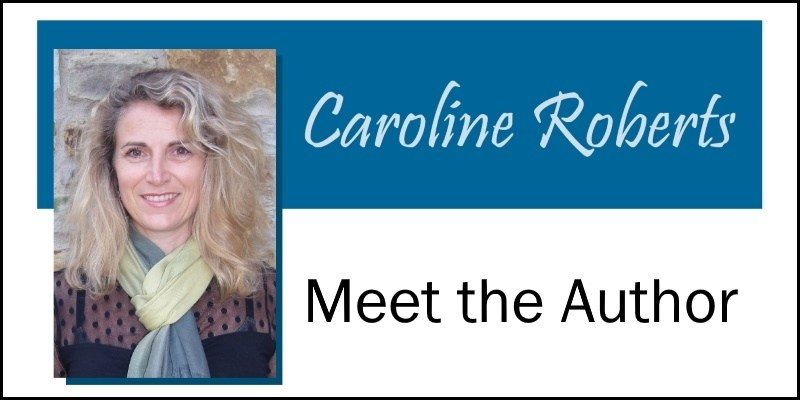 Meet the Author: Caroline Roberts