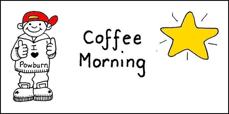 Coffee Morning (Breamish Hall Nov 2018)