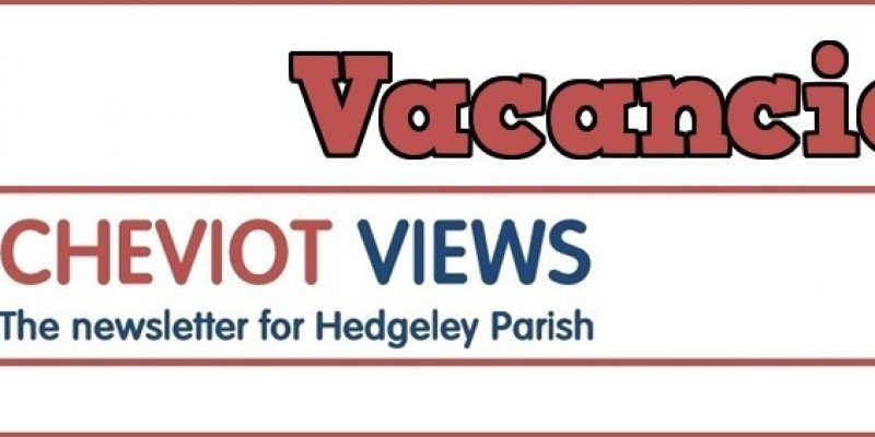 Cheviot Views Committee Vacancies