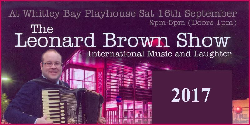 The Leonard Brown Show 2017