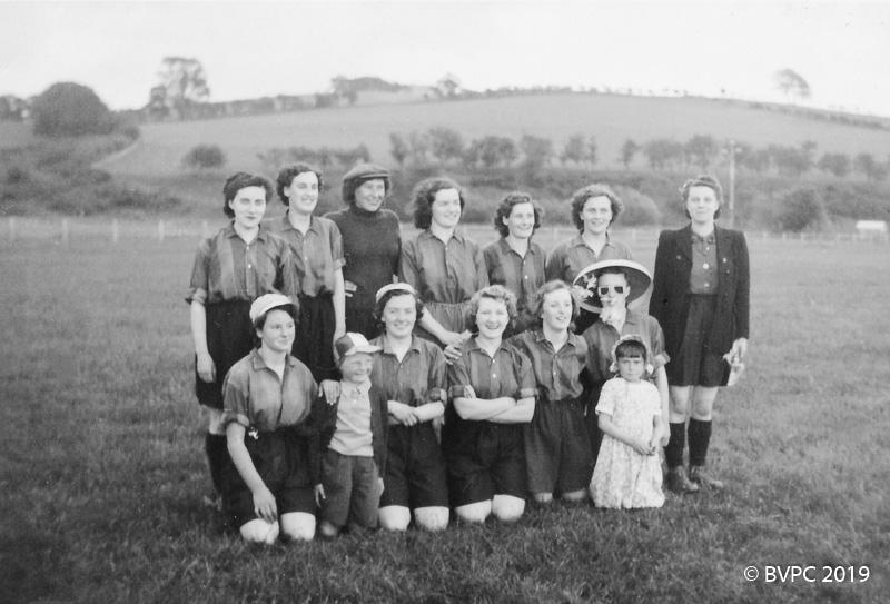 Hedgeley Women's football team