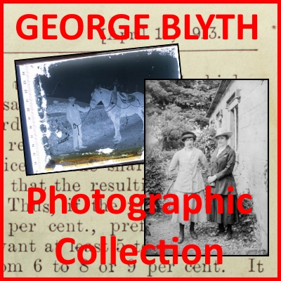 George Blyth Photographic Collection button