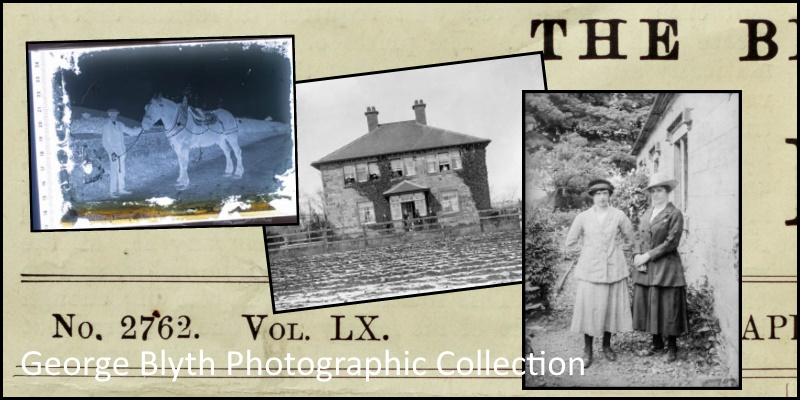 George Blyth Photographic Collection header