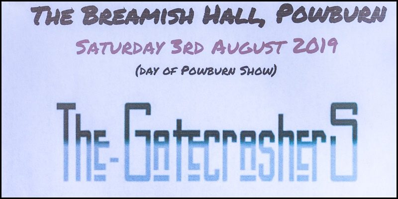 The Gatecrashers: Powburn 2019