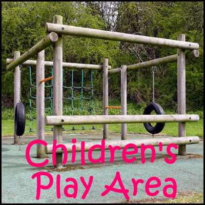 Childrens Play Area Powburn badge