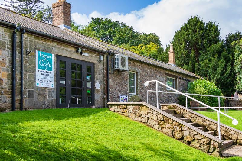 Ingram Cafe, Ingram, Northumberland