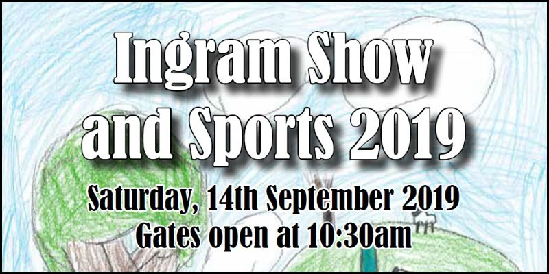 Ingram Show and Sports 2019