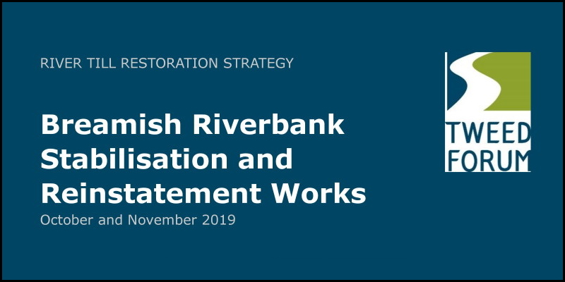 Breamish riverbank stabilisation header